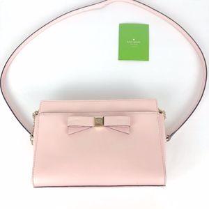 Kate Spade Pink Leather Crossbody